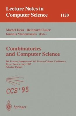 Abbildung von Deza / Euler / Manoussakis | Combinatorics and Computer Science | 1996 | 8th Franco-Japanese and 4th Fr... | 1120