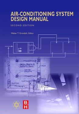 Abbildung von ASHRAE Press | Air Conditioning System Design Manual | 2007