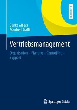 Abbildung von Albers / Krafft   Vertriebsmanagement   2013   2013   Organisation - Planung - Contr...