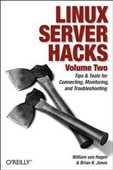 Abbildung von William von Hagen / Brian K. Jones | Linux Server Hacks, Volume Two | 2006