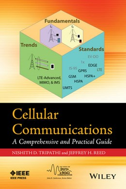 Abbildung von Reed / Tripathi | Cellular Communications | 2014
