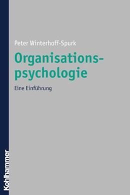 Abbildung von Winterhoff-Spurk | Organisationspsychologie | 2002