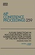 Abbildung von Dudek | Future Directions in Nuclear Physics With 6PI Gamma Detections | 1998