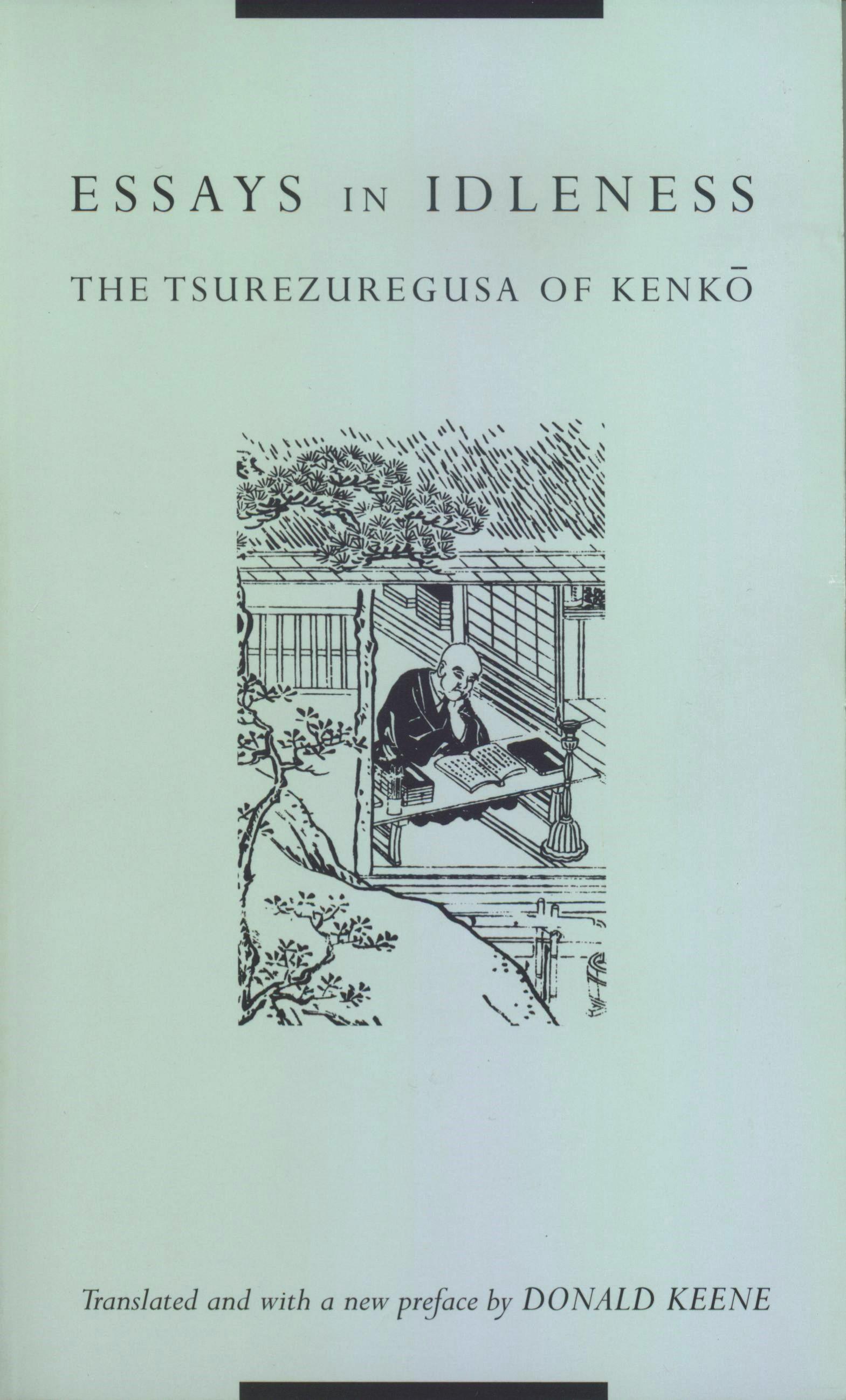 Abbildung von Essays in Idleness | With a New Preface | 1998