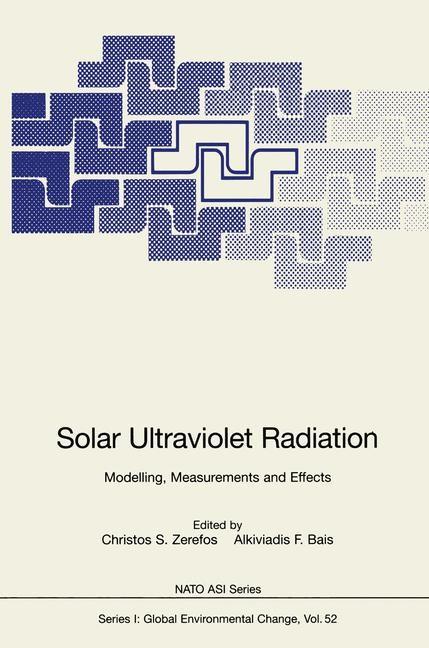 Abbildung von Zerefos / Bais | Solar Ultraviolet Radiation | 1997