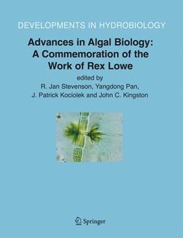 Abbildung von Stevenson / Pan / Kociolek / Kingston | Advances in Algal Biology: A Commemoration of the Work of Rex Lowe | 2006 | 185