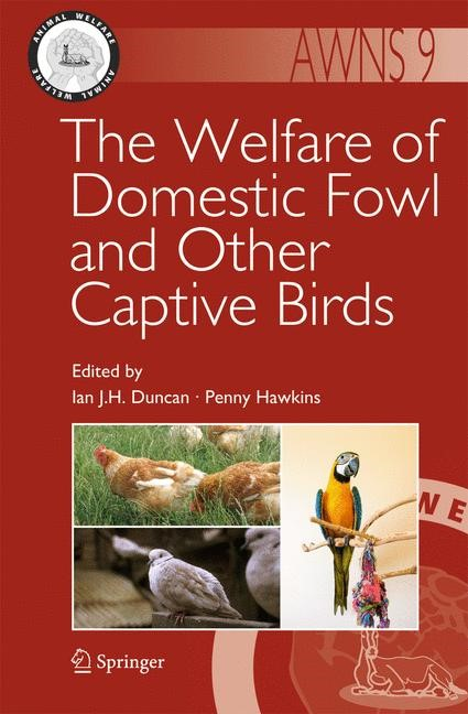 Abbildung von Duncan / Hawkins | The Welfare of Domestic Fowl and Other Captive Birds | 2010