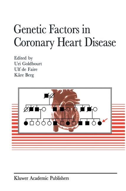 Abbildung von Goldbourt / de Faire / Berg   Genetic factors in coronary heart disease   1994