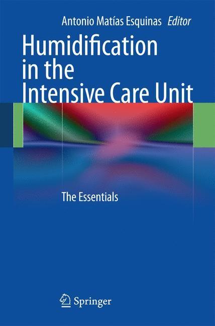 Abbildung von Esquinas | Humidification in the Intensive Care Unit | 2012