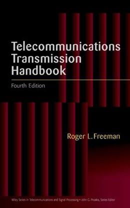 Abbildung von Freeman | Telecommunications Transmission Handbook | 4. Auflage | 1998