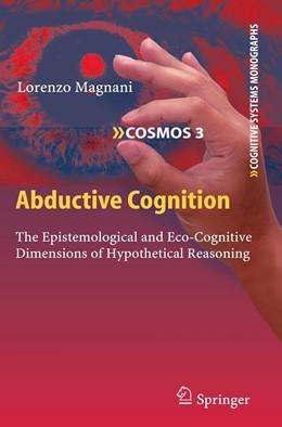 Abbildung von Magnani   Abductive Cognition   2009   The Epistemological and Eco-Co...   3