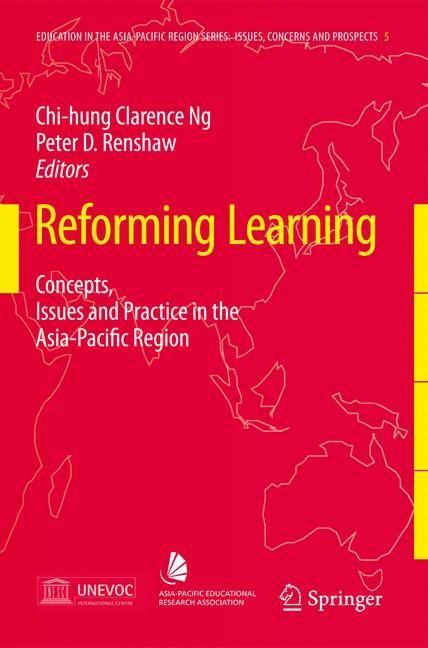 Abbildung von Ng / Renshaw | Reforming Learning | 2008