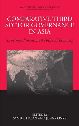Abbildung von Hasan / Onyx | Comparative Third Sector Governance in Asia | 2008 | Structure, Process, and Politi...