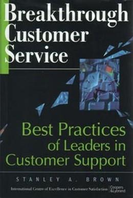 Abbildung von Brown | Breakthrough Customer Service | 1998