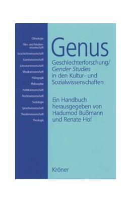 Abbildung von Bussmann / Hof | Genus | 2005 | Geschlechterforschung/Gender S...