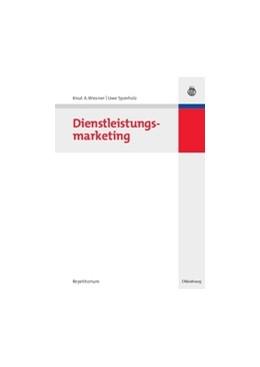 Abbildung von Wiesner / Sponholz   Dienstleistungsmarketing   1. Auflage   2007   beck-shop.de