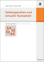 Abbildung von Konradt / Herczeg / Hertel | Telekooperation und virtuelle Teamarbeit | 2007