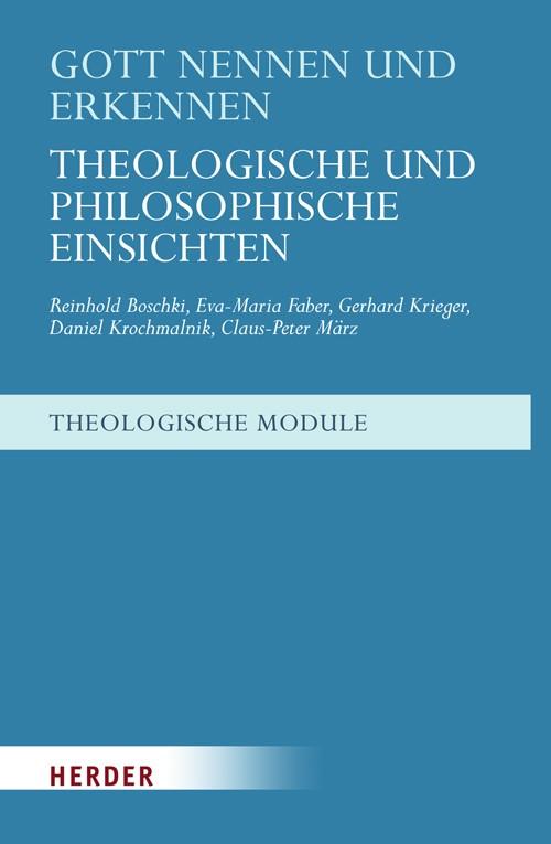 Abbildung von Boschki / Faber / Krochmalnik | Gott nennen und erkennen | 2010