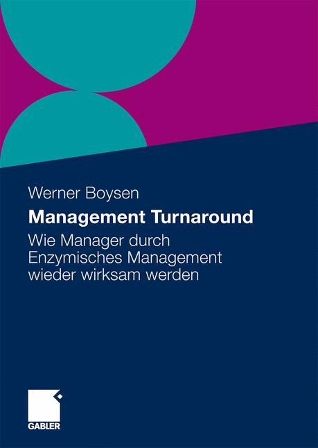 Management Turnaround | Boysen | 2009, 2009 | Buch (Cover)