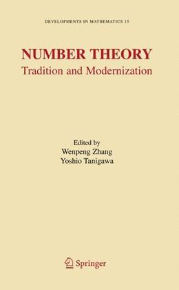 Abbildung von Zhang / Tanigawa | Number Theory | 2006 | Tradition and Modernization | 15