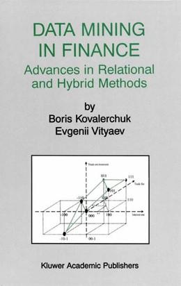 Abbildung von Kovalerchuk / Vityaev   Data Mining in Finance   2000   2000   Advances in Relational and Hyb...   547