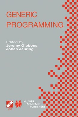 Abbildung von Gibbons / Jeuring | Generic Programming | 2003 | IFIP TC2 / WG2.1 Working Confe... | 115