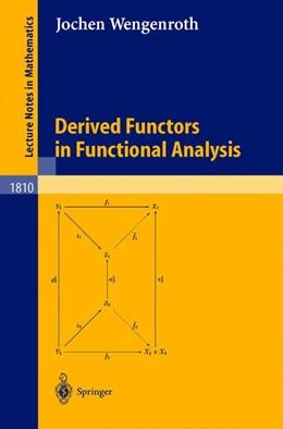 Abbildung von Wengenroth   Derived Functors in Functional Analysis   2002   1810