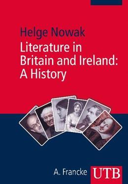 Abbildung von Nowak   Literature in Britain and Ireland: A History   2010