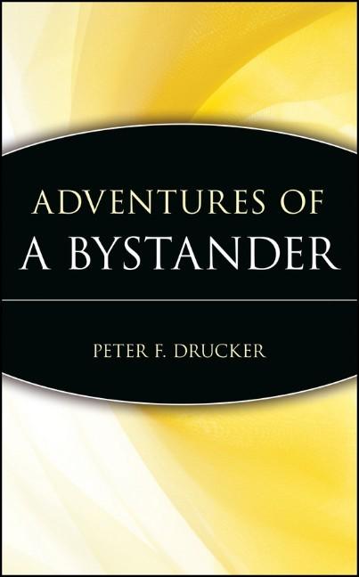 Abbildung von Drucker   Adventures of a Bystander   1998