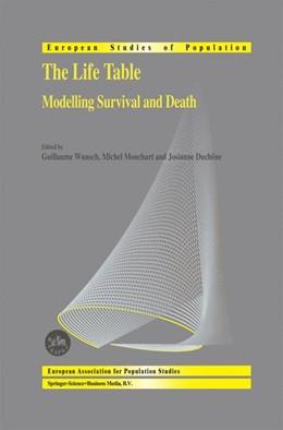 Abbildung von Wunsch / Mouchart / Duchêne | The Life Table | 2002 | Modelling Survival and Death | 11
