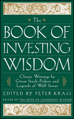 Abbildung von Krass | The Book of Investing Wisdom | 1999 | Classic Writings by Great Stoc...
