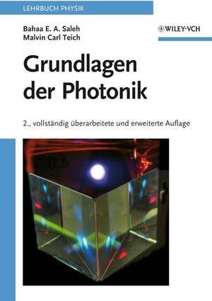 Abbildung von Saleh / Teich | Grundlagen der Photonik | 2008