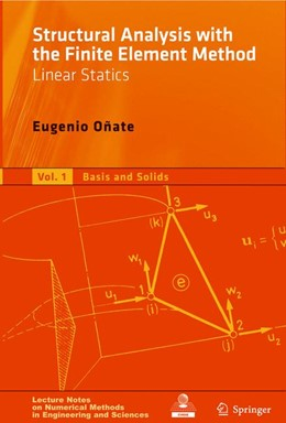 Abbildung von Oñate | Structural Analysis with the Finite Element Method. Linear Statics | 2013