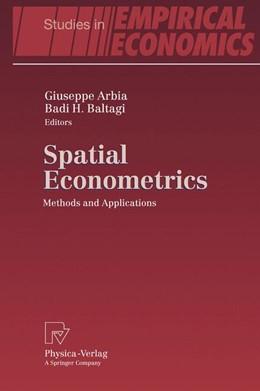 Abbildung von Arbia / Baltagi | Spatial Econometrics | 2008