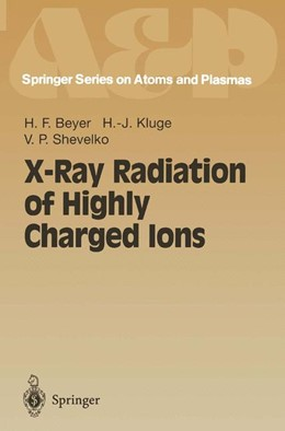 Abbildung von Beyer / Kluge / Shevelko   X-Ray Radiation of Highly Charged Ions   1997