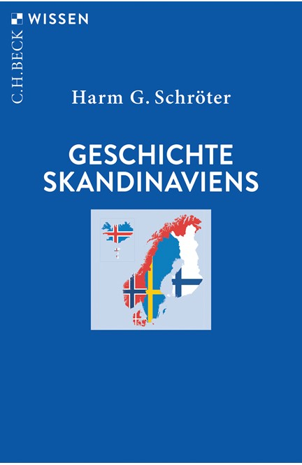 Cover: Harm G. Schröter, Geschichte Skandinaviens