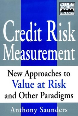 Abbildung von Saunders | Credit Risk Measurement | 1999 | New Approaches to Value at Ris...