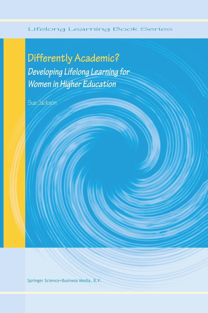 Abbildung von Jackson | Differently Academic? | 2004