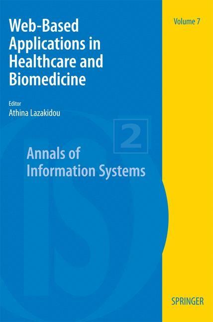 Abbildung von Lazakidou   Web-Based Applications in Healthcare and Biomedicine   2009