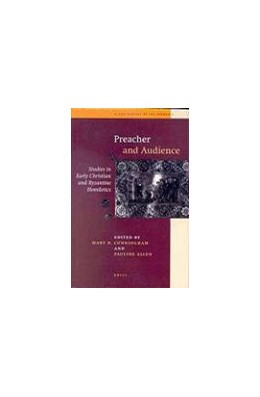 Abbildung von Allen | Preacher and Audience | 1998 | Studies in Early Christian and... | 1