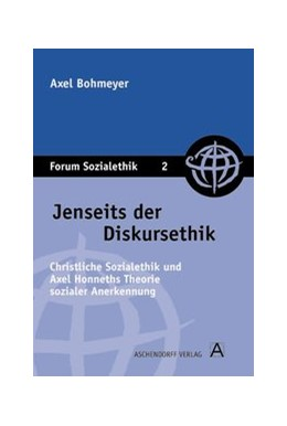 Abbildung von Bohmeyer   Jenseits der Diskursethik   2006
