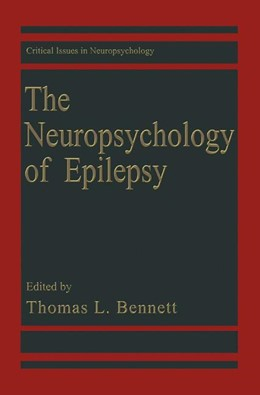 Abbildung von Bennett | The Neuropsychology of Epilepsy | 1992