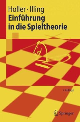 Abbildung von Holler / Illing   Einführung in die Spieltheorie   2008