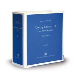 Abbildung von Mohr / Sabolewski | Umzugskostenrecht Nordrhein-Westfalen | Loseblattwerk mit 55. Aktualisierung | 2019 | Kommentar