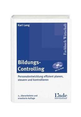 Abbildung von Lang | Bildungs-Controlling | 2., überarbeitete und erweiterte Auflage 2006 | 2006
