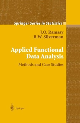 Abbildung von Ramsay / Silverman | Applied Functional Data Analysis | 2002 | Methods and Case Studies