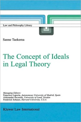 Abbildung von The Concept of Ideals in Legal Theory   2002   63
