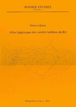 Abbildung von Lafkioui | Atlas linguistique de variétés berbères du Rif | 2007 | 16