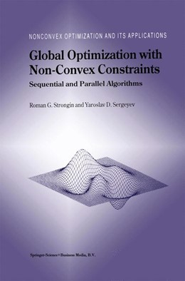 Abbildung von Strongin / Sergeyev | Global Optimization with Non-Convex Constraints | 2000