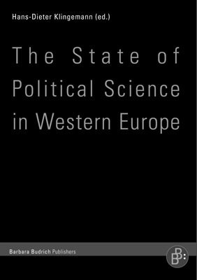 Abbildung von Klingemann | The State of Political Science in Western Europe | 1., Aufl. | 2007